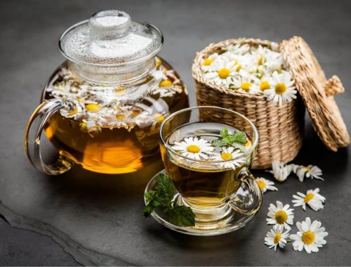 Jasmine Tea Vs. Chamomile Tea